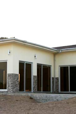 security - safety glazing, iraq pre fabricated housing